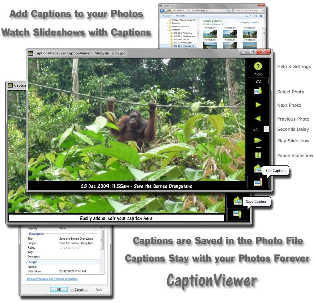 CaptionsMadeEasy CaptionViewer